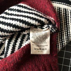 Anthropologie Sweaters - Anthropologie field flower cowl neck sweater